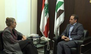 كاردل قلقة على الوضع في لبنان