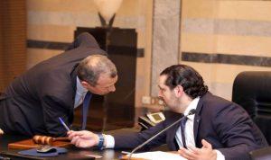"""فرنسا """"تتوسّط"""" بين الحريري وباسيل: اتّصال لـ""""كسر الجليد"""""""