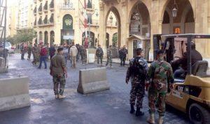 إعادة فتح مداخل وسط بيروت بعد أربع سنوات على إقفالها
