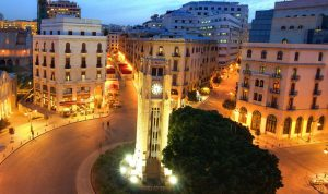 موفد فرنسي في بيروت