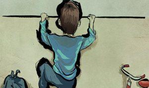 سقوط طفل سوري من الطابق السابع في صيدا