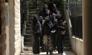 """""""نساء داعش"""".. زوجات وأدوار أخرى"""