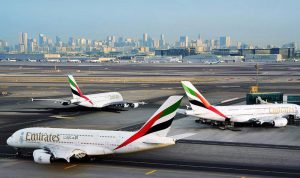 """شركة """"طيران الإمارات"""" تعلق رحلاتها إلى الدنمارك"""