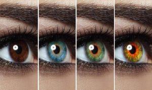 هذا ما يقوله عنك لون عينيك