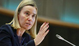 الاتحاد الأوروبي: لا نبحث حاليًا وقف توريد الأسلحة للسعودية