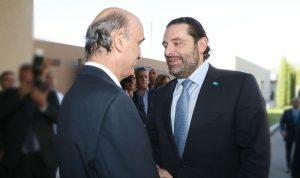 لا لقاء قريباً بين الحريري وجعجع