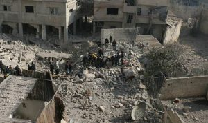 غارات الغوطة الشرقية تسقط مزيدا من المدنيين