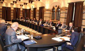 الجلسة الحكومية… بين الانفراج والانفجار