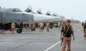 للمرة الثانية… مطار حميميم يتعرّض للقصف