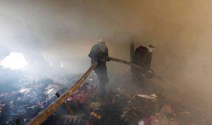 وفاة 17 شخصا باندلاع حريق في الهند