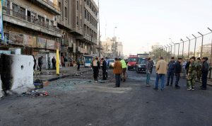 بالفيديو والصور… هجوم انتحاري مزدوج يهز بغداد