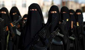 """ألف امرأة في صفوف """"داعش"""" بينهن 300 تونسية"""