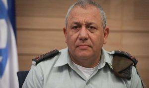 الجيش الإسرائيلي: الخطر الإيراني ليس نظريا