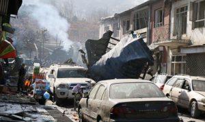 ارتفاع حصيلة ضحايا تفجير كابول