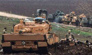 """دبابات """"ليبارد"""" في عفرين تثير موجة غضب في ألمانيا"""