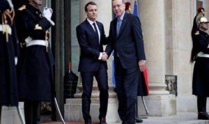 ماكرون لأردوغان: استقرار اقتصاد تركيا مهم بالنسبة لفرنسا