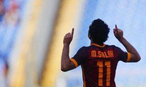 مباراة تاريخية لمحمد صلاح