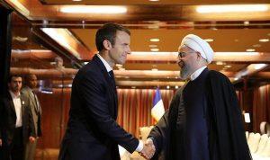 روحاني لماكرون: على الاتحاد الأوروبي التزام بمسؤولياته