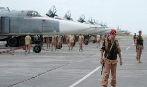روسيا تكشف تفاصيل عن الطائرات التي هاجمت حميميم