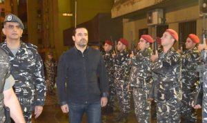 خلاف الحريري جنبلاط يُطلق يد عثمان لمحاسبة ضباط