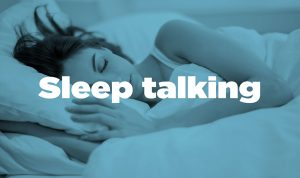 أكثر كلمة يقولها المتحدثون أثناء نومهم
