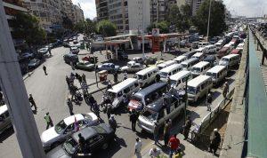 إضراب عام لقطاع النقل البري