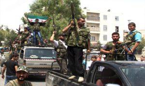 """فصائل """"الجيش السوري الحر"""" تدخل عفرين"""