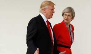 أول تعليق بريطاني على إلغاء زيارة ترامب إلى لندن