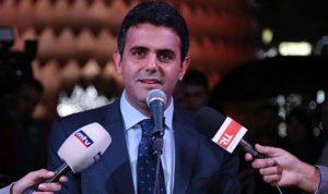 زياد الحواط: نلتقي مع جميع اللبنانيين المخلصين لبناء الجمهورية