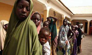 فقدان 111 تلميذة بعد هجوم لجماعة بوكو حرام