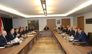 هل يسبق تشكيل الحكومة اجتماع الهيئات الاقتصادية؟