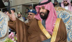 بن سلمان يغادر السعودية متوجها إلى مصر