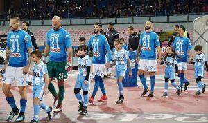لاعبو نابولي في أروع لفتة للجزائري غلام
