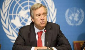 غوتيريش: المجتمع الدولي مستعد لمساعدة لبنان