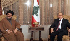 """لا تواصل بين عون و""""حزب الله"""""""