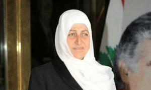 بهية الحريري: هناك من يستهدف مشروع رفيق الحريري