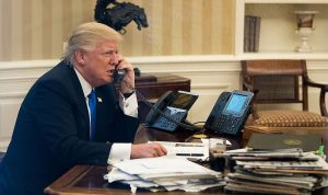 ترامب يتصل بولي العهد السعودي والإماراتي