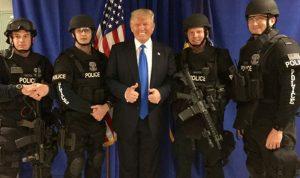 رجال ترامب إلى الشرق الأوسط
