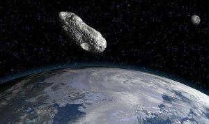 هل يصطدم كويكب بالأرض اليوم؟