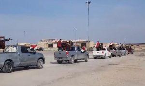 بالفيديو… دخول القوات الشعبية السورية إلى عفرين