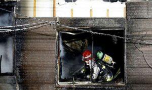 بالصور… قتلى وجرحى بحريق في مأوى للعجزة باليابان