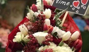 بالصور… عيد الحب في السعودية للمرة الأولى