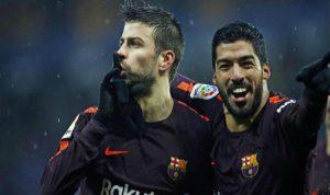 """عقوبات على """"الاحتفالات الاستفزازية"""" للاعبين في إسبانيا"""