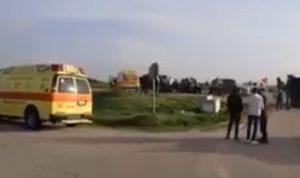 بالفيديو… قصف إسرائيلي على موقع في غزة