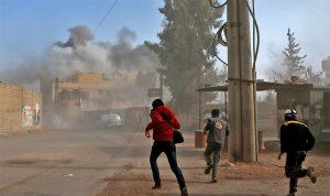 مقتل 71 في الغوطة الشرقية خلال 24 ساعة