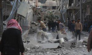 روسيا تدعو مجلس الأمن للاجتماع بشأن الغوطة
