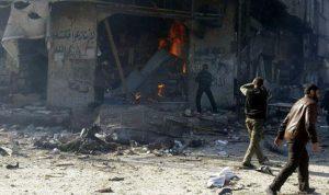 فرنسا تدين القصف على الغوطة الشرقية