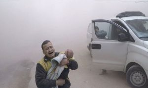 هجمات الغوطة الشرقية الى التحقيق