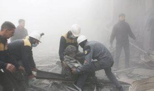 هدنة إنسانية في الغوطة الشرقية