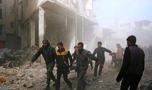 هدنة إنسانية في الغوطة بأمرٍ من بوتين